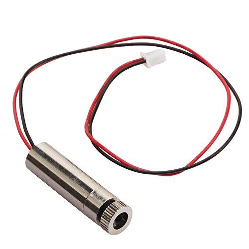 WER 1500mW Laser blau-lila Laser Headset für Lasergravierer / Verbrauchsmaterial Graviermaschine