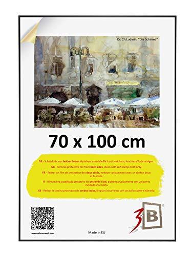 3B ALU Poster Brushed - 70x100 cm B1 ca