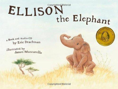 Ellison the Elephant (with Audio CD) by Eric Drachman (2005-11-18)