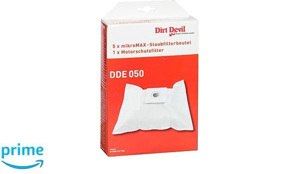 Staubsaugerbeutel passend für Dirt Devil Swiffty M 7015 Staubbeutel Staubtüten