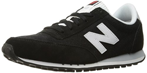 New Balance 410, Zapatillas de Running para Mujer, Multicolor (Black/White 048), 39 EU