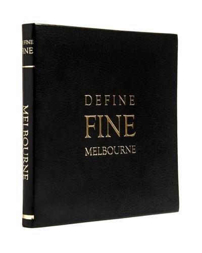 Define Fine City Guide Melbourne por Veronika Blomgren