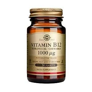 Solgar Vitamin B12 1000 µg 100 Nuggets