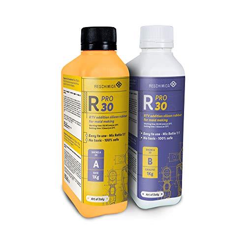 R PRO 30 Gomma Siliconica per Addizione (500 gr)