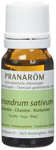 Pranarôm - HUILE ESSENTIELLE - Coriandre  - 10 ml