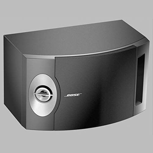 Bose–201-DirectReflecting-Speaker-System-Black