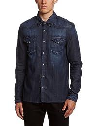 Hilfiger denim - gratton - chemise casual - homme