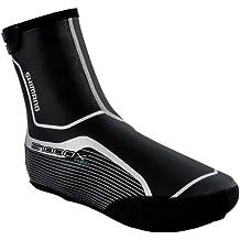 Shimano Cubrezapatillas de ciclismo S1100XH2O Negro Talla L R8JFYe0A4