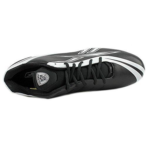 Reebok NFL Burner Speed Low M3 Leder Klampen Black/White