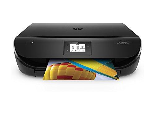 HP ENVY 4528 All-in-One Printer - Impresora multifunción (Inyección de tinta térmica, 4800 x 1200 DPI, 100 hojas, A4, Impresión directa, Negro)