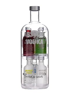 Absolut Naturals / Miniatures Gift Pack / 40% / 5x5cl (B00513Q1VI) | Amazon price tracker / tracking, Amazon price history charts, Amazon price watches, Amazon price drop alerts