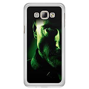 a AND b Designer Printed Mobile Back Cover / Back Case For Samsung Galaxy A8 (SG_A8_1070)