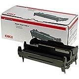 OKI Image Drum for B411/B431 Series A4 Mono Printers, 44574302 - Black
