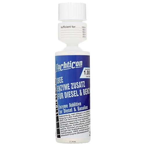 YACHTICON XBEE Enzyme Zusatz für Diesel & Benzin - 250ml
