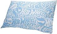Deyarco Hot Wheel Press Pillow 1pc 50 x 75 cm - Fabric: 144TC Poly Cotton Kids Printed, Standard
