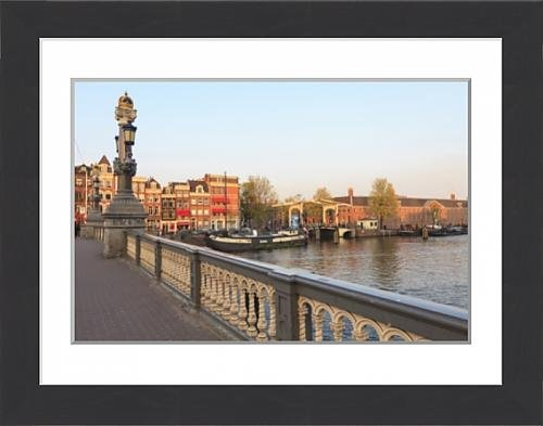 framed-print-of-blauwbrug-bridge-over-the-amstel-river-amsterdam-netherlands-europe