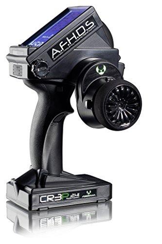 ABSIMA 2000002 Display Fernsteuerung CR3P 2.4 GHz inkl. 3 Kanal Waterproof Empfänger 2000002-RC Car inklusive