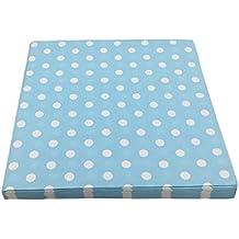 lumanuby 20 hojas papel servilletas color Wave Dot punto toalla de papel para boda fiesta de