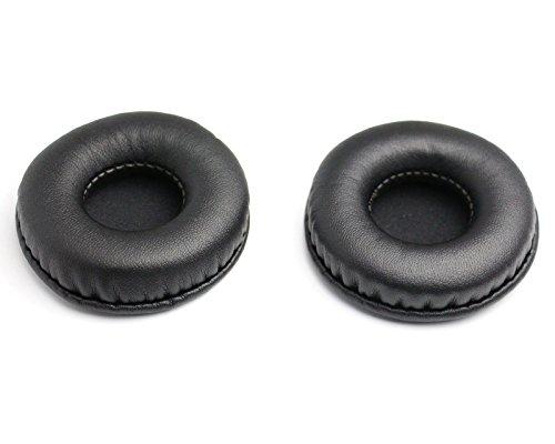 Shinecozy Premium Kopfhörer Eiweiß Leder Schaumstoff Ohr Polster, Headset Ohr Pads Ersatz Austausch Reparatur Teile(Für Universal Durchmesser 65MM)) - 6