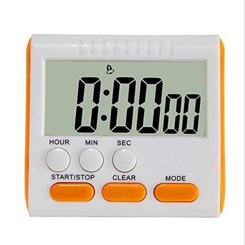 Temporizador cocina digital 24 horas pantalla LCD