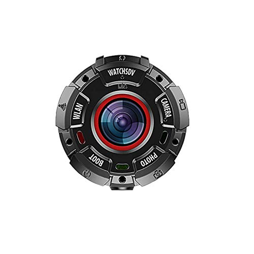 SFXYJ Mini Wireless Cam, Wasserdichte Sportkamera - 1080P HD-Aufnahme, Intelligentes Anti-Shake