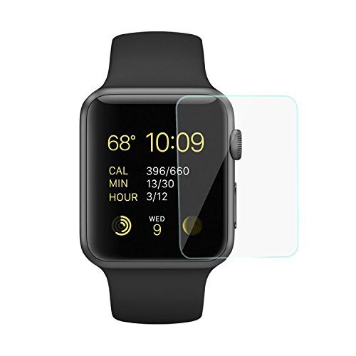PhoneStar Apple Watch 42 mm Pellicola Protettiva in vetro temperato