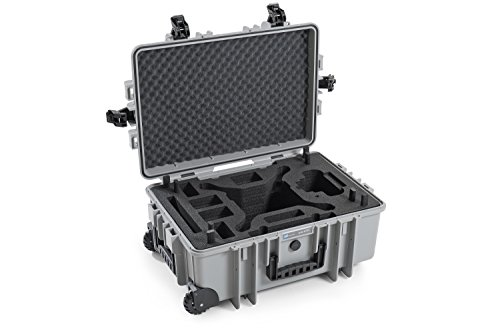 B&W outdoor.cases Typ 6700 mit DJI Phantom 4 Inlay - Das Original