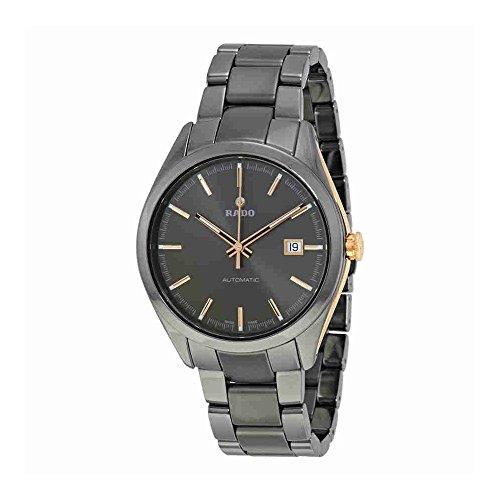 Rado Hyperchrome grigio quadrante automatico mens orologio R32119102