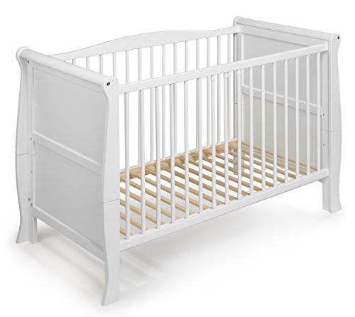 KOKO -Babybett | 'LILLY' | 120x60 cm | weiss