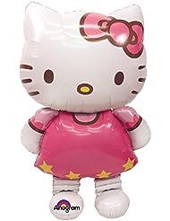 Globo de Lámina de Hello Kitty Airwalker