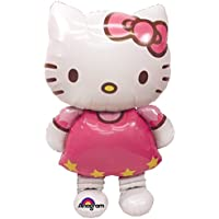 Anagram Internacional Hello Kitty Aire Andador, Color Rosa