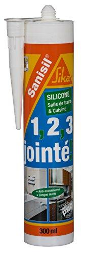 sika-441651-sanisil-masilla-de-silicona-300-ml-color-blanco