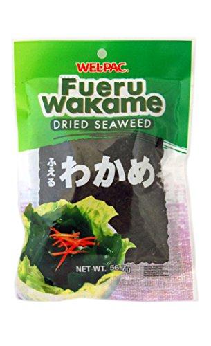 WEL-PAC Fueru Wakame, 57 g