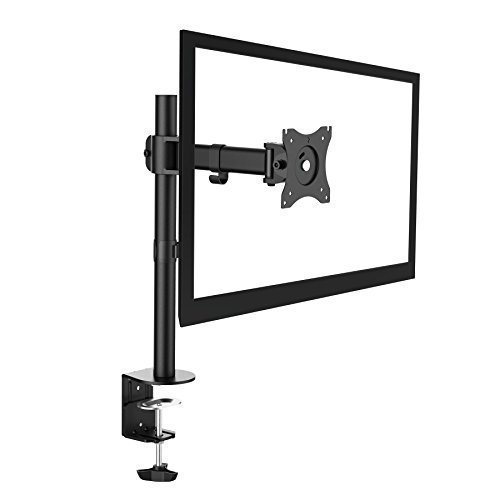 Monitor holder #203L, display stand, desk mount for screen, with swivel arms, rotatably pivotally tiltable rotatable, for TFT 3D ULED ULED LED LCD PLASMA monitors, screens, displays, support 10