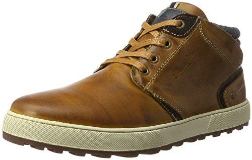 wrangler-bruce-desert-sneakers-basses-homme-marron-marron-cognac-41-eu