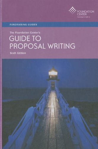 The Foundation Center's Guide to Proposal