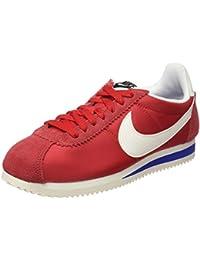Nike Wmns Classic Cortez Nylon Prem, Zapatillas de Deporte para Mujer