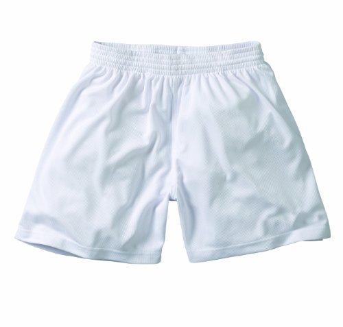 Derbystar, Pantaloncini da attività Sportive Bambino, Bianco (Weiss), 116 cm