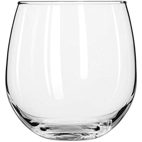 Stemless Red Wine 16.75 oz by Libbey Glass