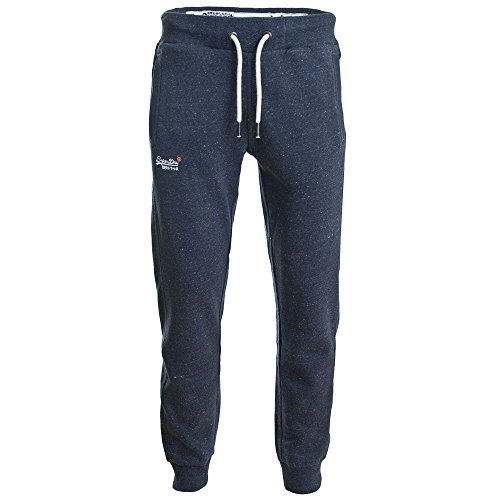 Superdry Orange Label Slim Jogger Atlantic Navy Grit Atlantic Navy Grit