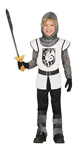 Guirca-Kostüm Ritter Mittelalter Größe 3-4Jahre (85696.0)