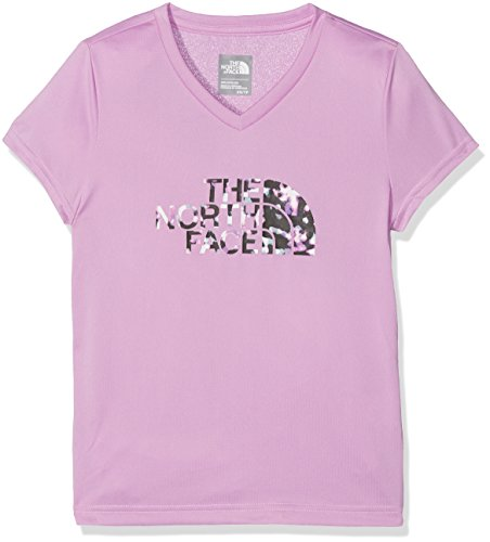 the-north-face-reaxion-t-shirt-fille-violet-tulle-heather-grand