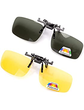 2 paia occhiali da sole unisex c
