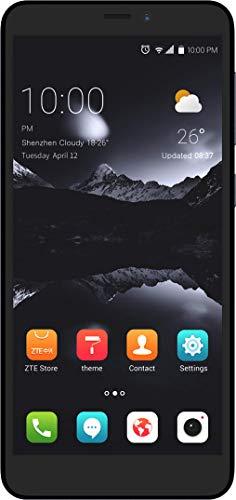ZTE Smartphone Blade A530 (13,84 cm (5,45 Zoll) HD+ Display, 16 GB interner Speicher (erweiterbar), Dual-SIM und LTE, Android 8) Dunkelblau