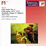 Lute Suite 4 / Chaconne / Prelude & Fugue (1997-05-03)