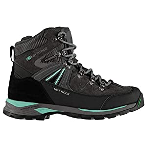 karrimor womens hot rock walking boots charcoal uk 7 (41)