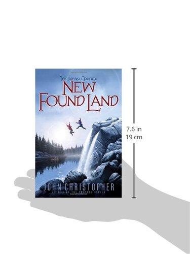 New Found Land (Fireball Trilogy)