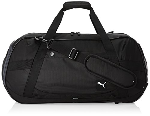 923f7db456be Puma 4056204913482 Polyester Black Gym Bag 7399501 - Price in India