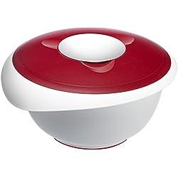 Westmark 3155227R - Bol de cocina (con tapadera, 3,5 L)