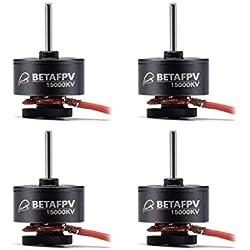 BETAFPV 4pcs 0703 Motor 19000KVBrushless MotorsRacingfor 1S Brushless Multirotor Beta75 Pro BWhoop B06 etc